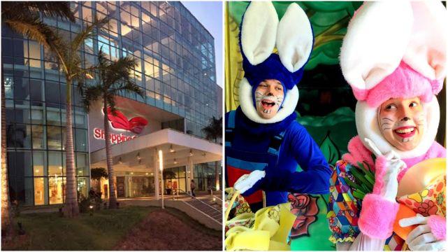 Shopping Cidade Sorocaba receberá visita especial do coelhinho da Páscoa