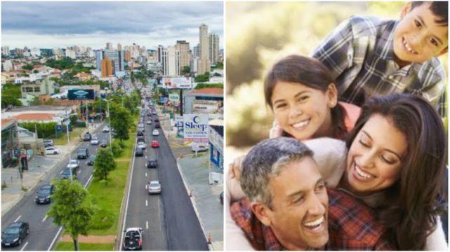 Sem nenhum problema para resolver, Sorocaba é a melhor cidade para se viver do Brasil