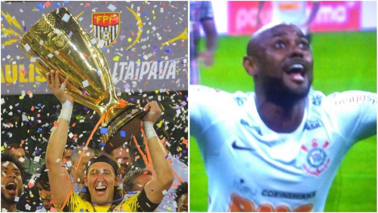 CPF NA NOTA? Corinthians vence o São Paulo na Arena e é Tri-Campeão Paulista