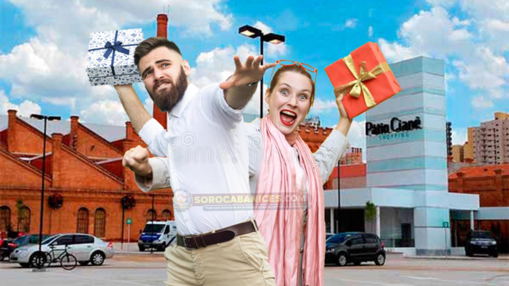 Shopping em Sorocaba faz campanha para arrecadar presentes de ex-namorados