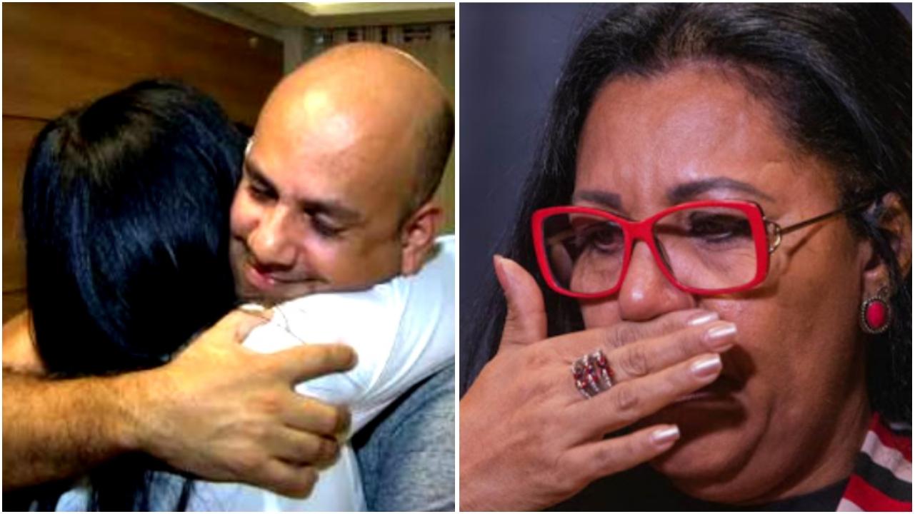 Mãe reencontra filho 38 anos após criança ser raptada de hospital ao nascer; vídeo