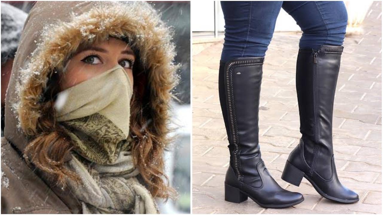 Com o frio, casacos com toca de pelo de guaxinim e botas de montaria invadem Sorocaba