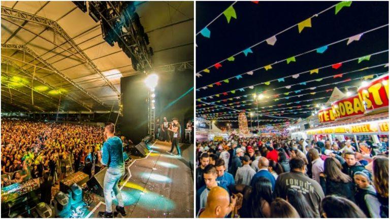 Sorocabanices divulga as datas dos sorteios de camarotes na Festa Junina de Votorantim