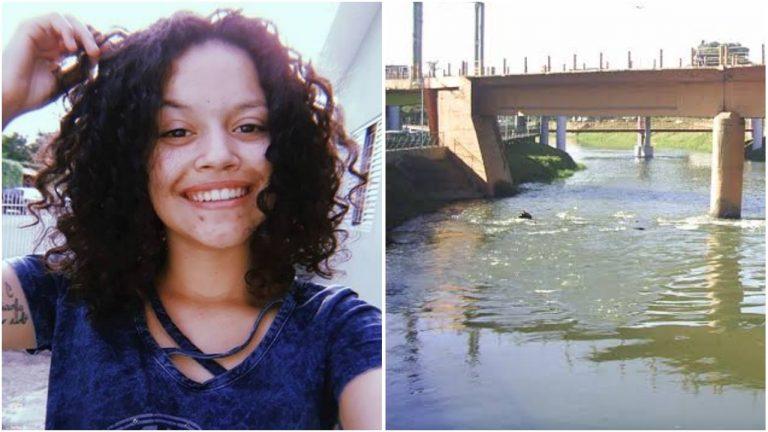 Corpo da jovem de Votorantim desaparecida é encontrado no Rio Sorocaba
