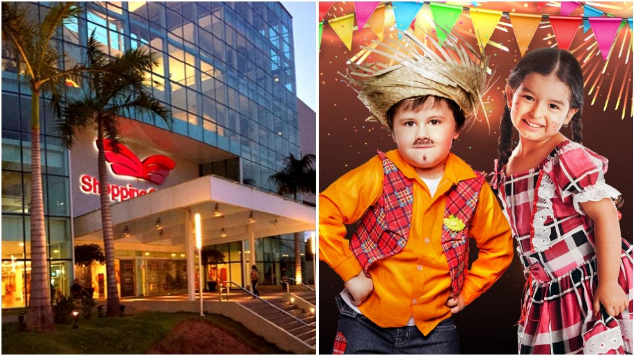 """""""Arraiá no Cidade"""" traz brincadeiras e oficinas típicas para as crianças em Sorocaba"""
