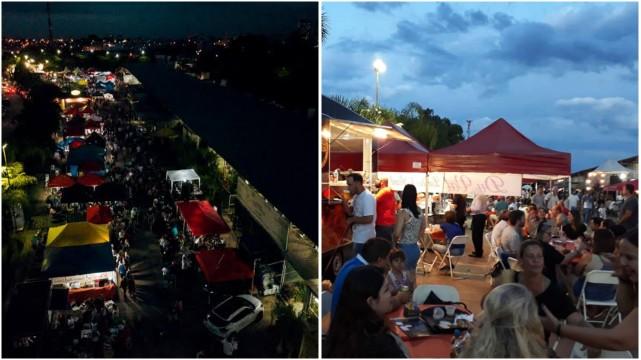 Feira da Lua: A feira gastronômica noturna do Ceagesp que é sucesso em Sorocaba