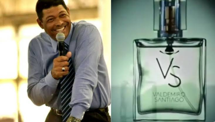 """Depois da """"toalhinha com suor"""", Pastor Valdomiro agora lança sua marca de Perfume e pede """"doações de emergência"""""""