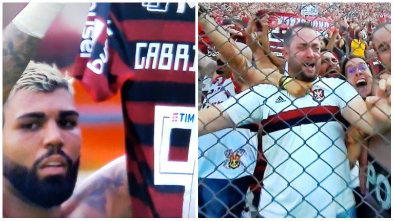 De forma emocionante e de virada, Flamengo é Campeão da Libertadores da América
