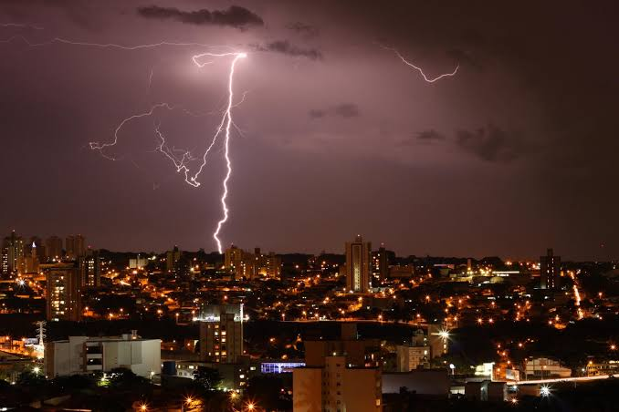 Defesa Civil alerta para chuva forte e ventanis em Sorocaba nesta quarta (27) e quinta (28)