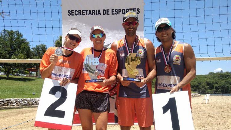 Sorocaba conquista mais 15 medalhas nas disputas do Jogos Abertos do Interior