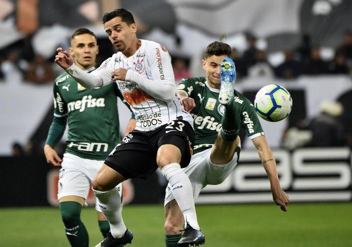 Se cadastre para assistir ao vivo e de graça a Palmeiras x Corinthians; saiba como!