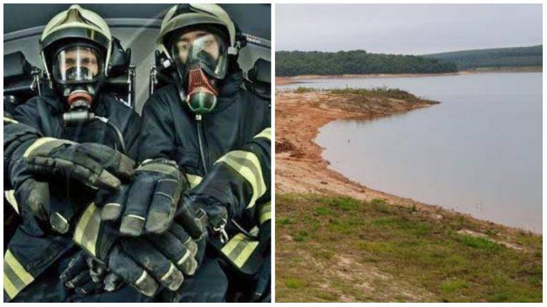Homem se afoga na represa de Itupararanga em Votorantim; bombeiros fazem busca