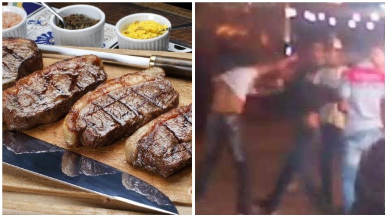 Jovem é expulso de churrasco no natal em Sorocaba após levar acém e só comer picanha
