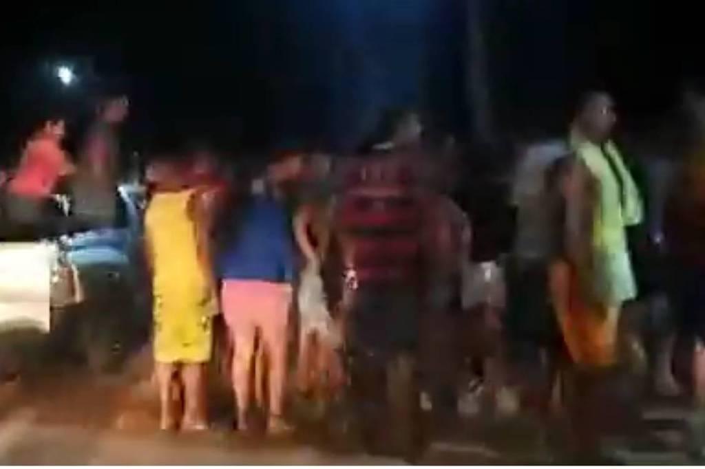 Moradores esquartejam e queimam homem que estuprou e matou menina de 10 anos no AM