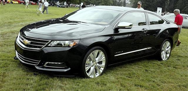 Sente falta do Opala? Então conheça o novo e brutal Chevrolet Impala