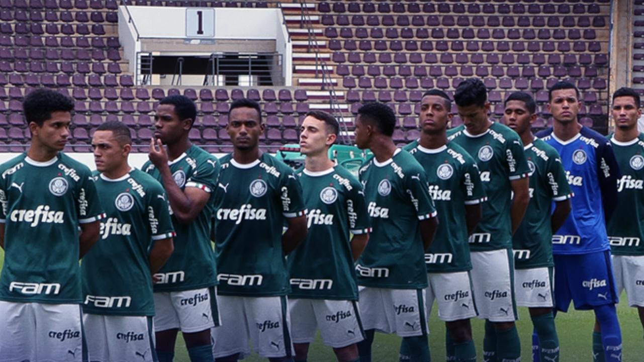Palmeiras perde para o Goiás e é eliminado da Copa São Paulo 2020