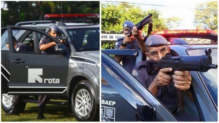 ROTA e BAEP podem vir até Sorocaba para reforçar segurança no Pq. Vitória Régia