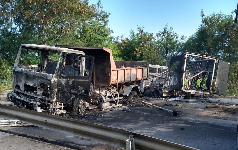 Vitória Régia ficará sem manutenção do SAAE Sorocaba após caminhões serem incendiados