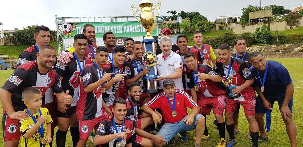 Taça Manchester Paulista de Futebol Amador tem 74 equipes inscritas em Sorocaba