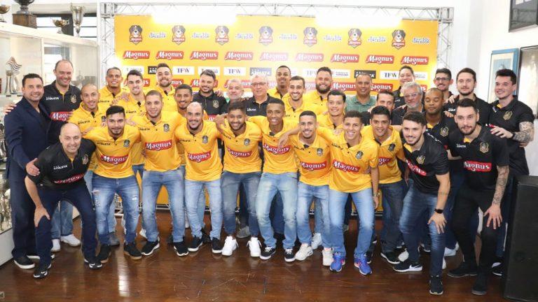 Magnus Futsal: Equipe sorocabana apresenta elenco para 2020