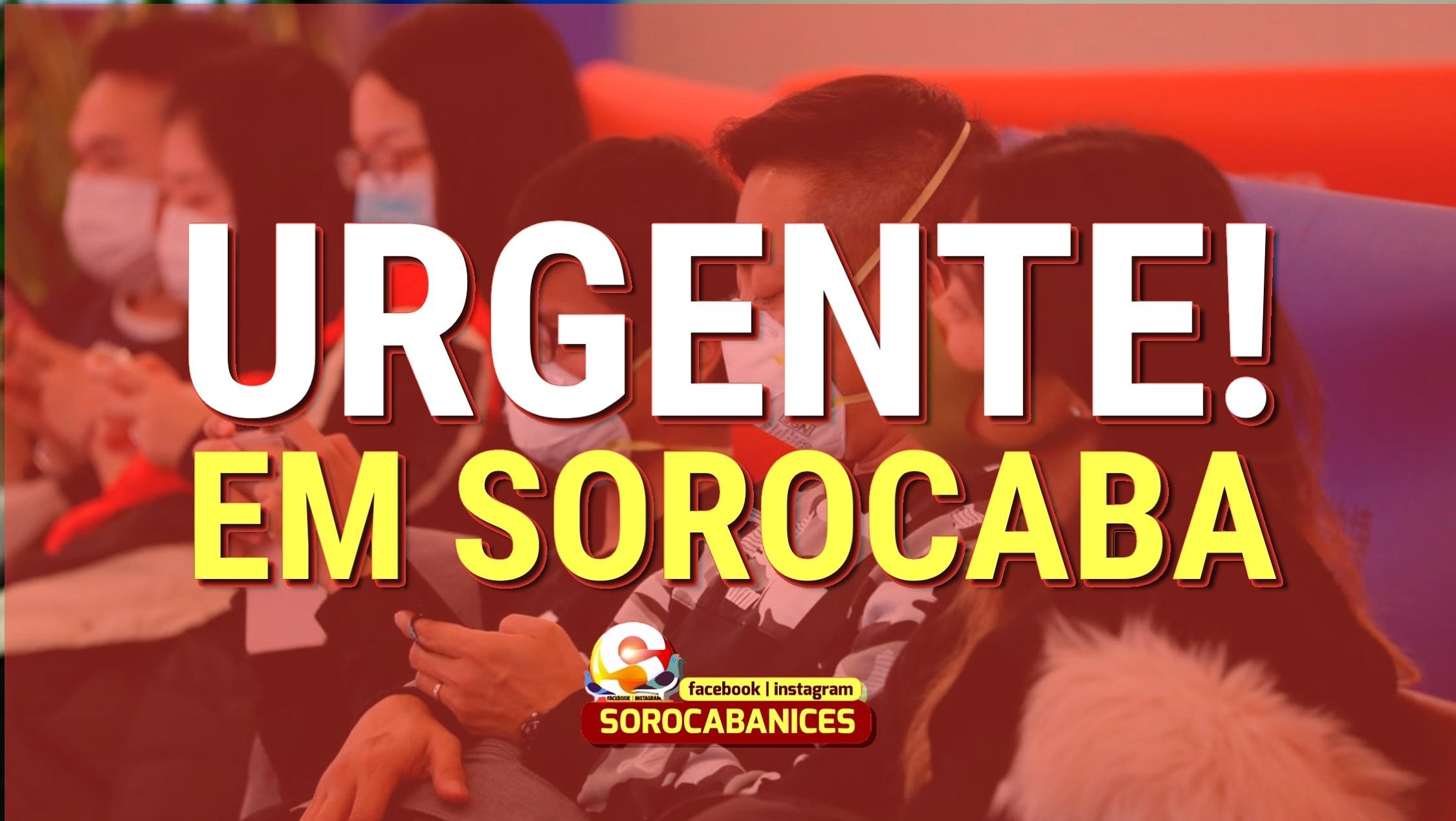 Homem com suspeita de coronavírus morre em Sorocaba