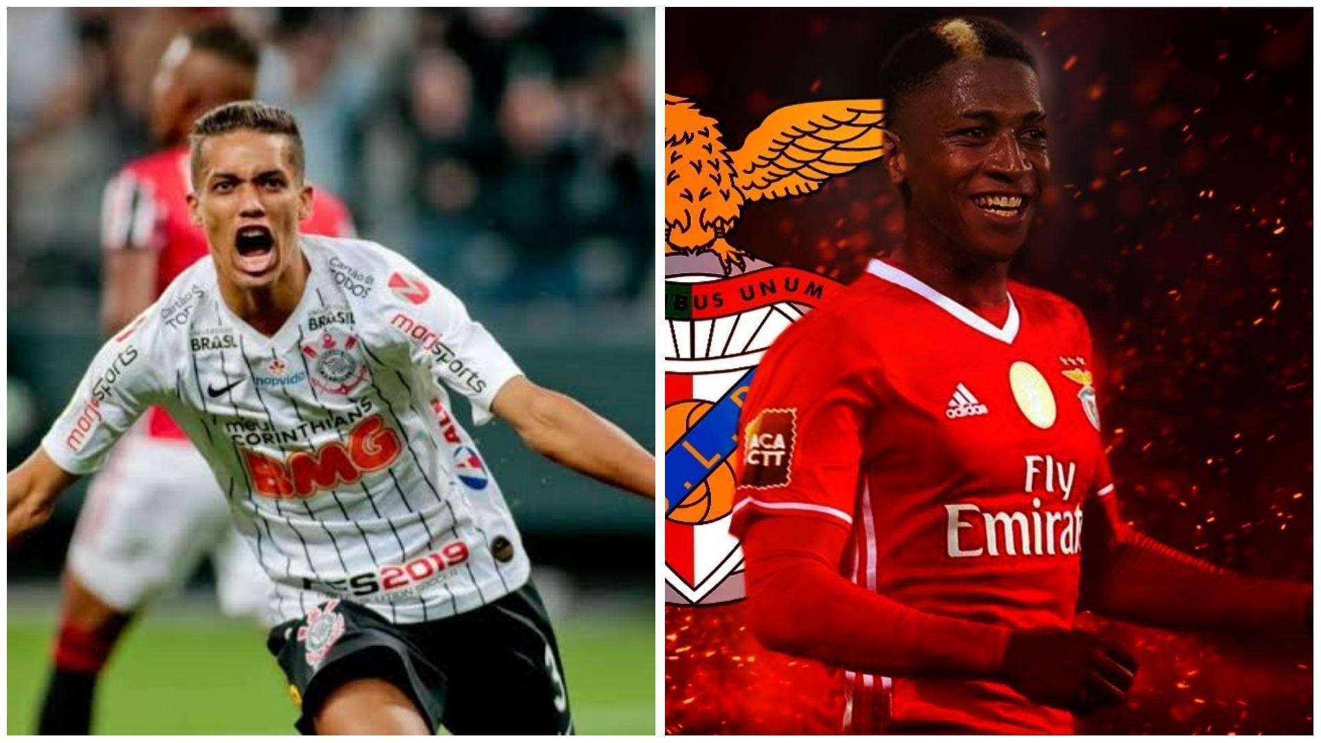 CORINTHIANS: Pedrinho vai para o Benfica e Yony González vem para o Timão