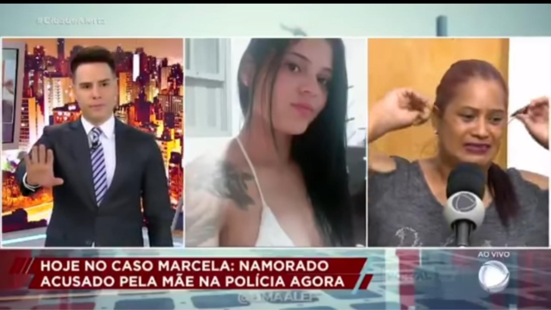 Bacci informa mãe que a filha desaparecida está morta e mulher desmaia ao vivo