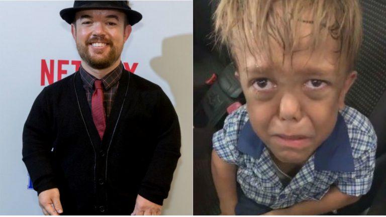 Comediante com nanismo arrecada R$800 mil pra levar menino à Disney