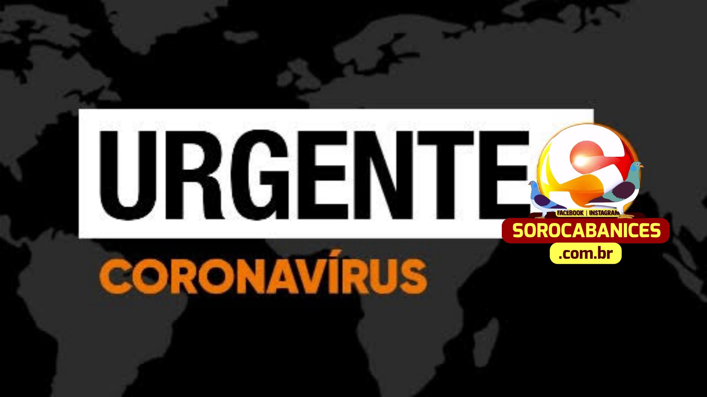 Quinta morte por coronavírus é confirmada  em Sorocaba; um homem de 64 anos