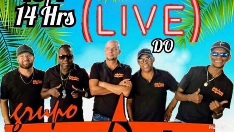 Grupo Palasamba faz live em prol do Lar São Vicente de Paulo de Sorocaba