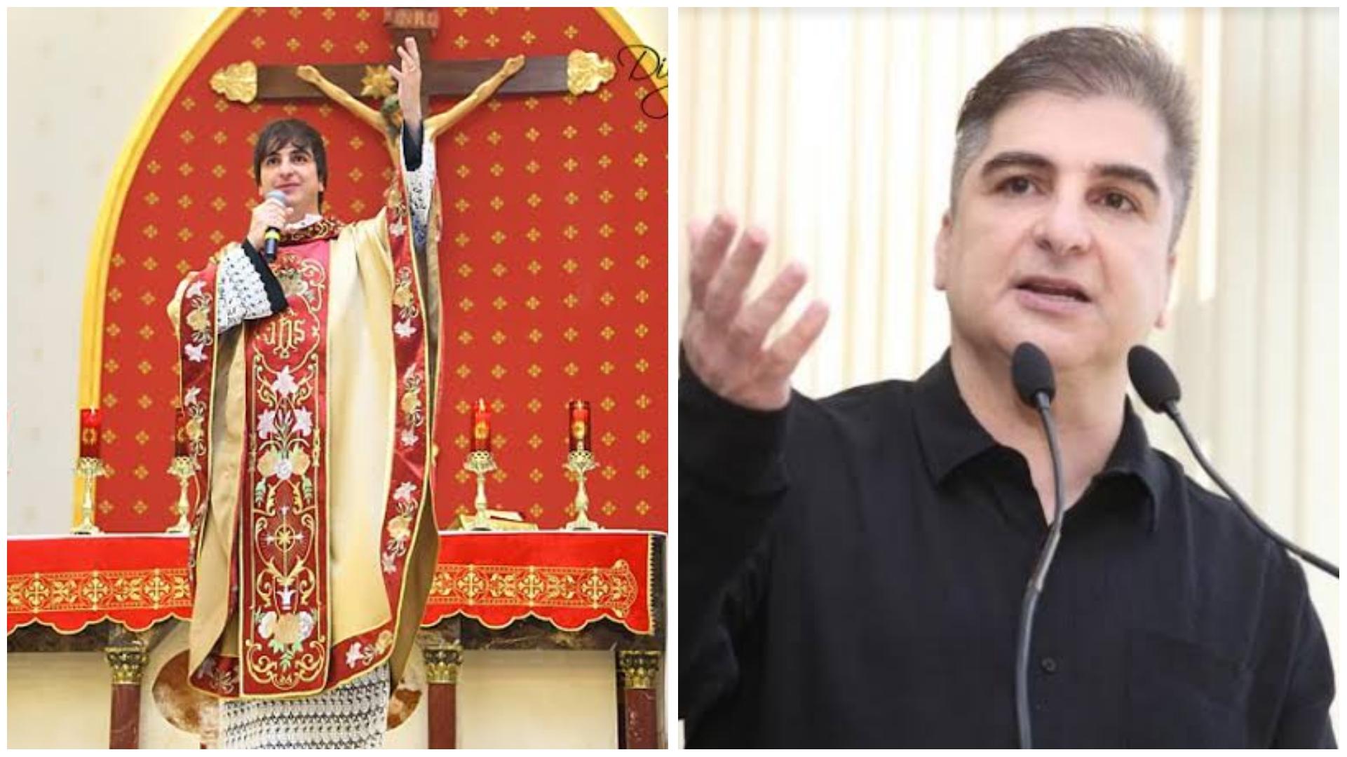 Padre Flávio comemora seus 50 anos de muito amor e trabalho por Sorocaba