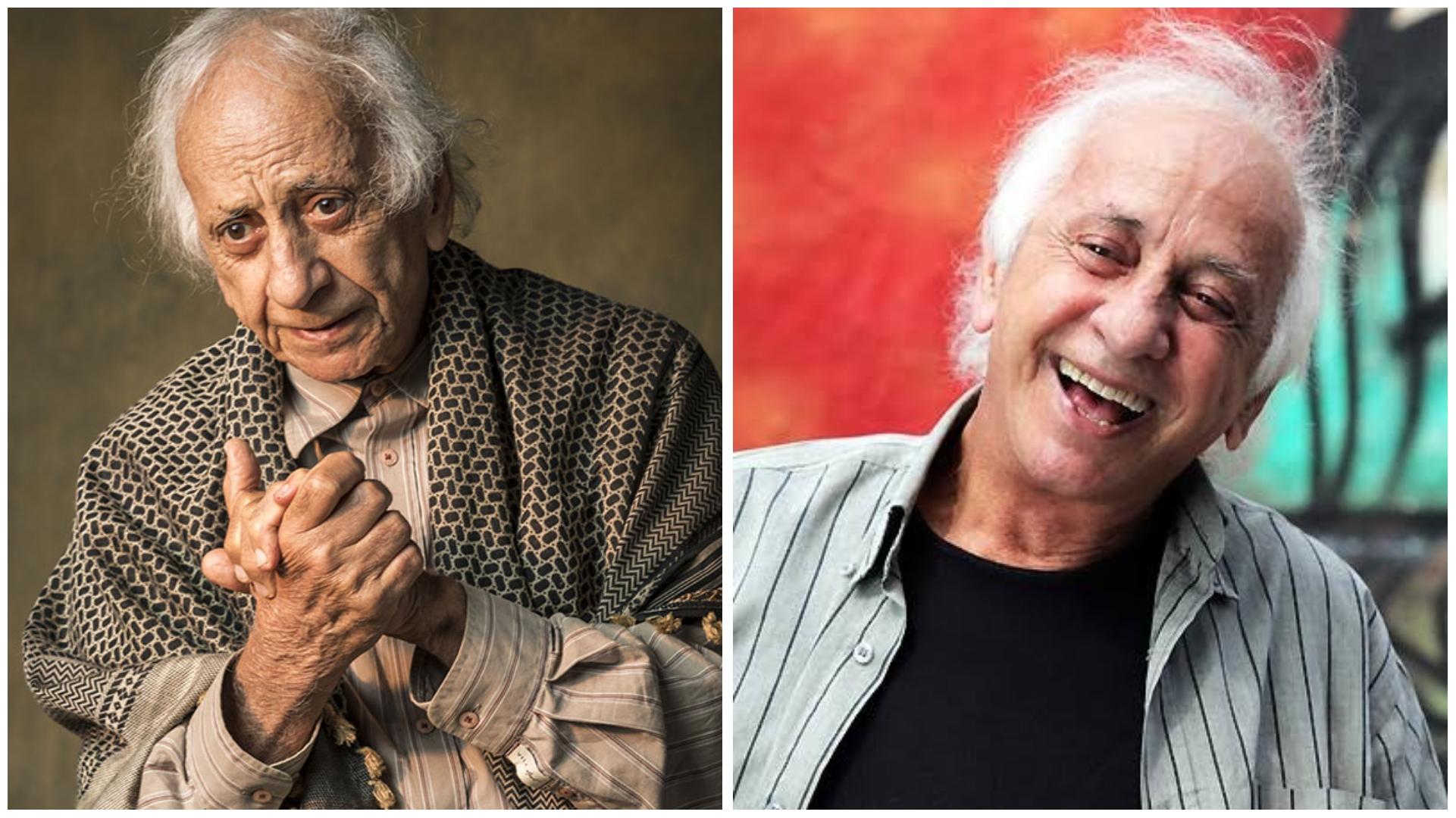 URGENTE: Ator Flávio Migliaccio morre aos 85 anos de idade