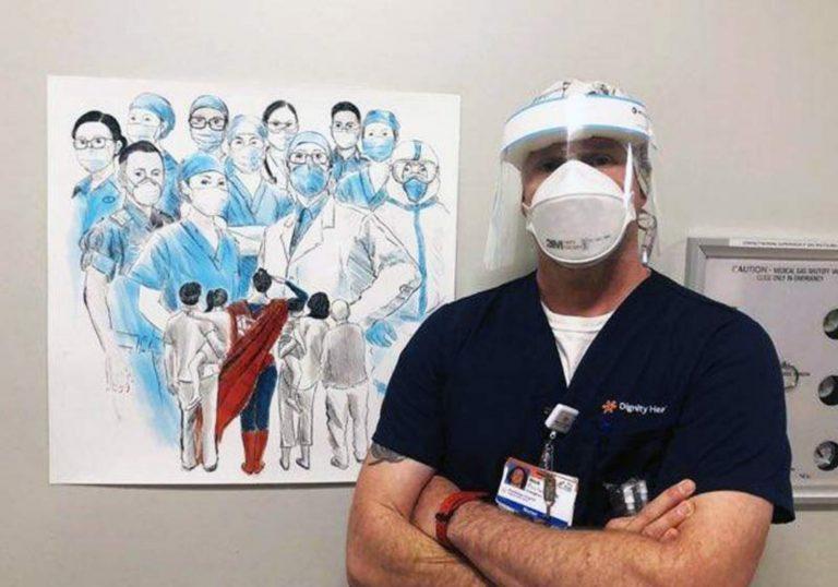 Anônimo doa 5 milhões para dividir entre funcionários de hospital