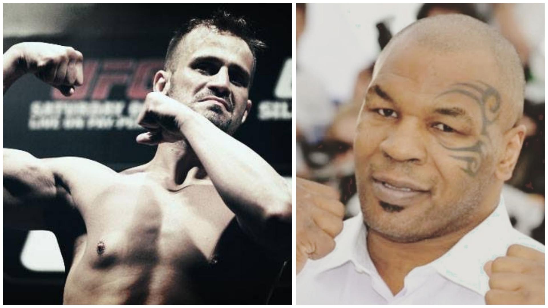 Lutador de Sorocaba Fábio Maldonado se põe a disposição para lutar com Mike Tyson