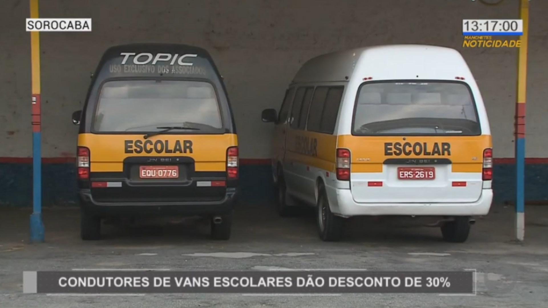 Transporte escolar em Sorocaba terá que dar desconto de 30% nas mensalidades