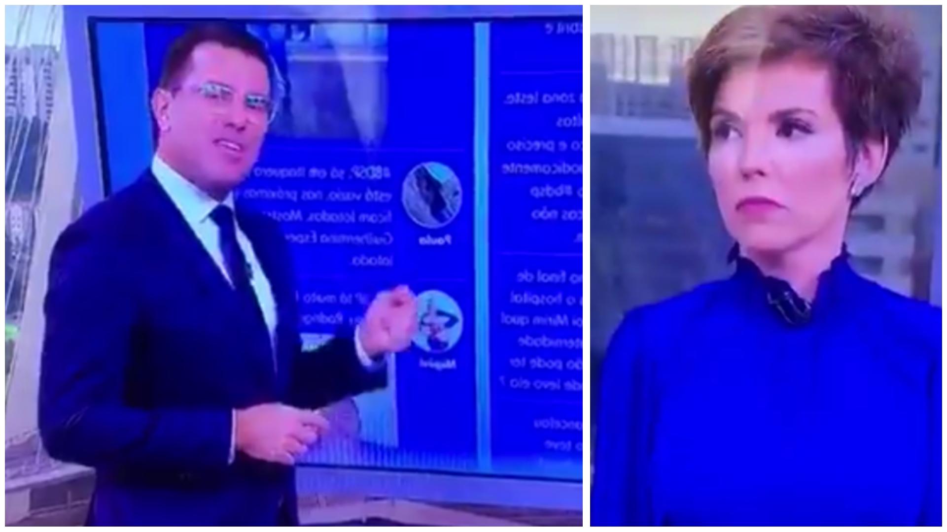 Jornalista da Globo, questiona dados: 'Não sabemos quem morre de Covid'