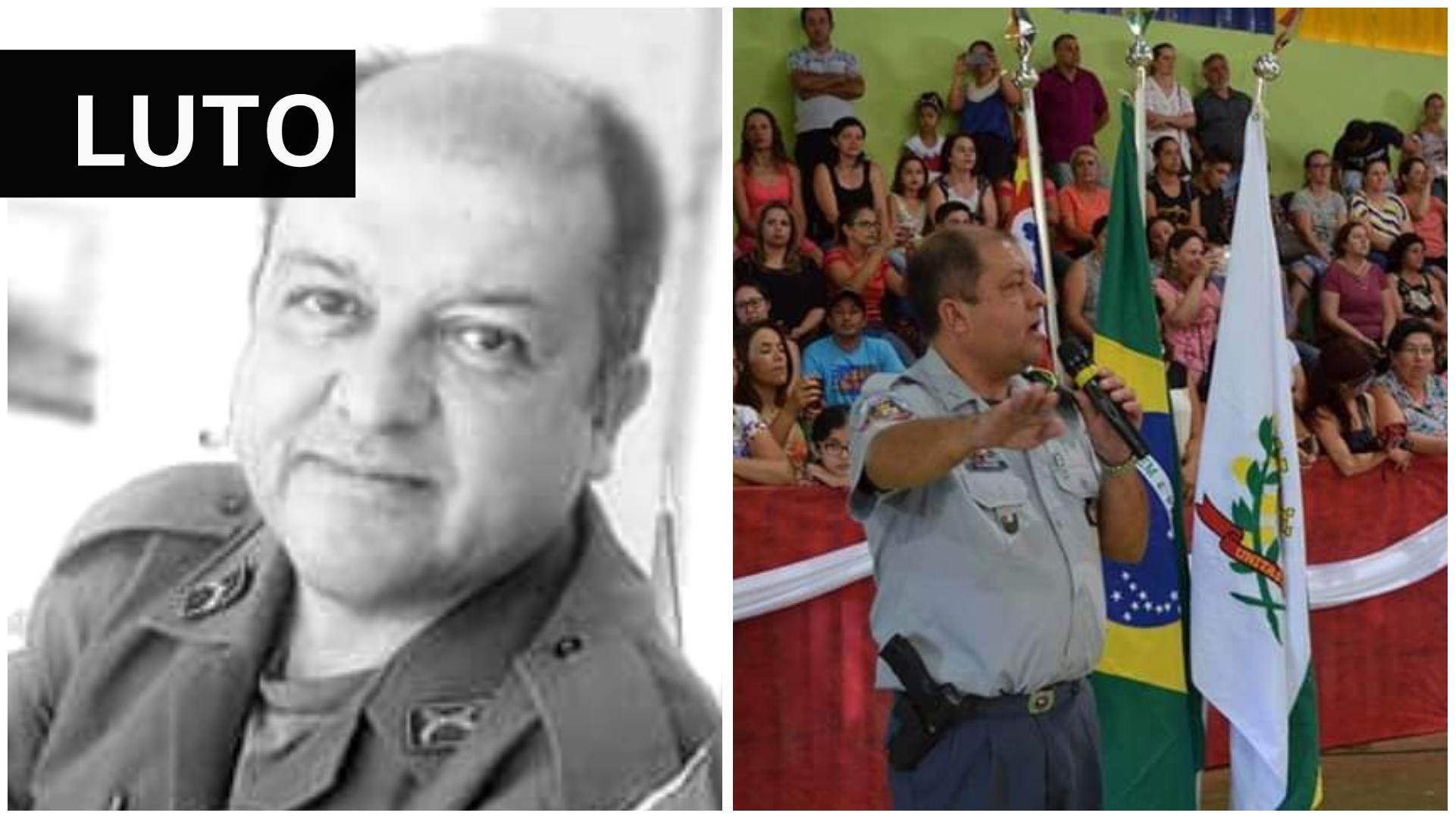 LUTO EM CAPELA DO ALTO: Cidade chora por morte do PM Cabo Marcelo Maciel
