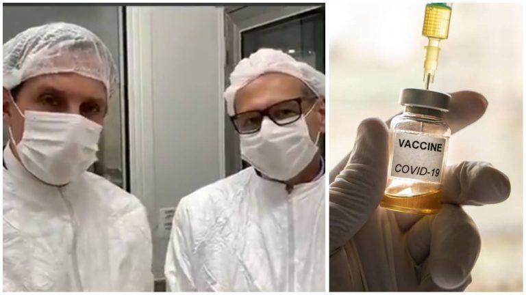 João Doria anuncia que SP vai produzir vacina contra a Covid-19; assista!