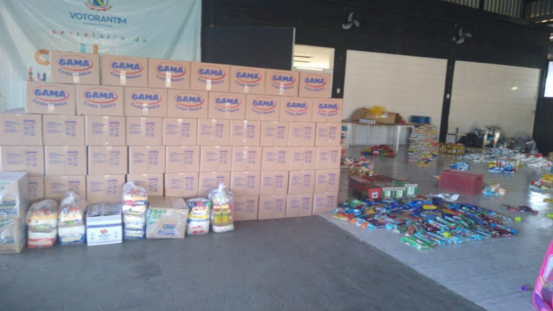 Festa Junina Solidária arrecada mais de 2 toneladas de alimentos em Votorantim