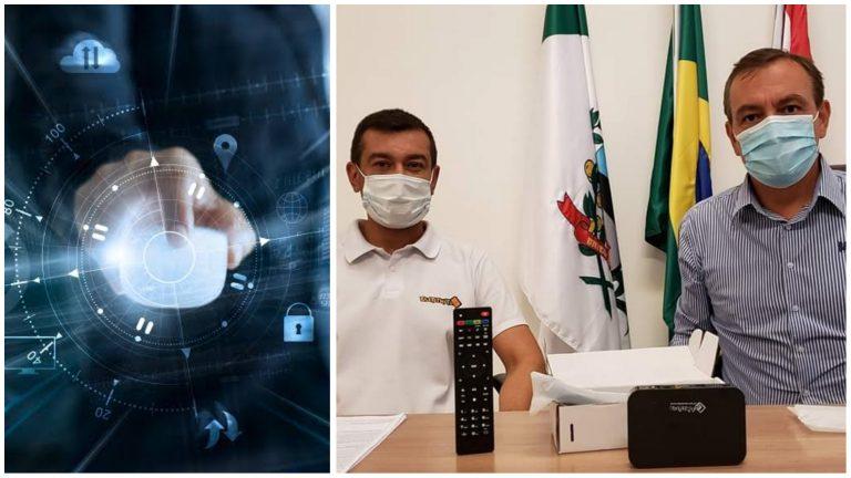 Novidade em Capela do Alto: Cidade ganhará tv a cabo e internet em um só pacote