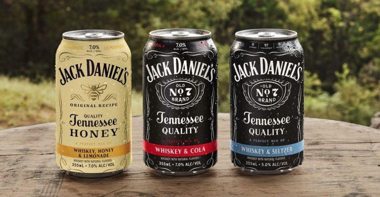 Jack Daniel's vai lançar drinks em latinhas
