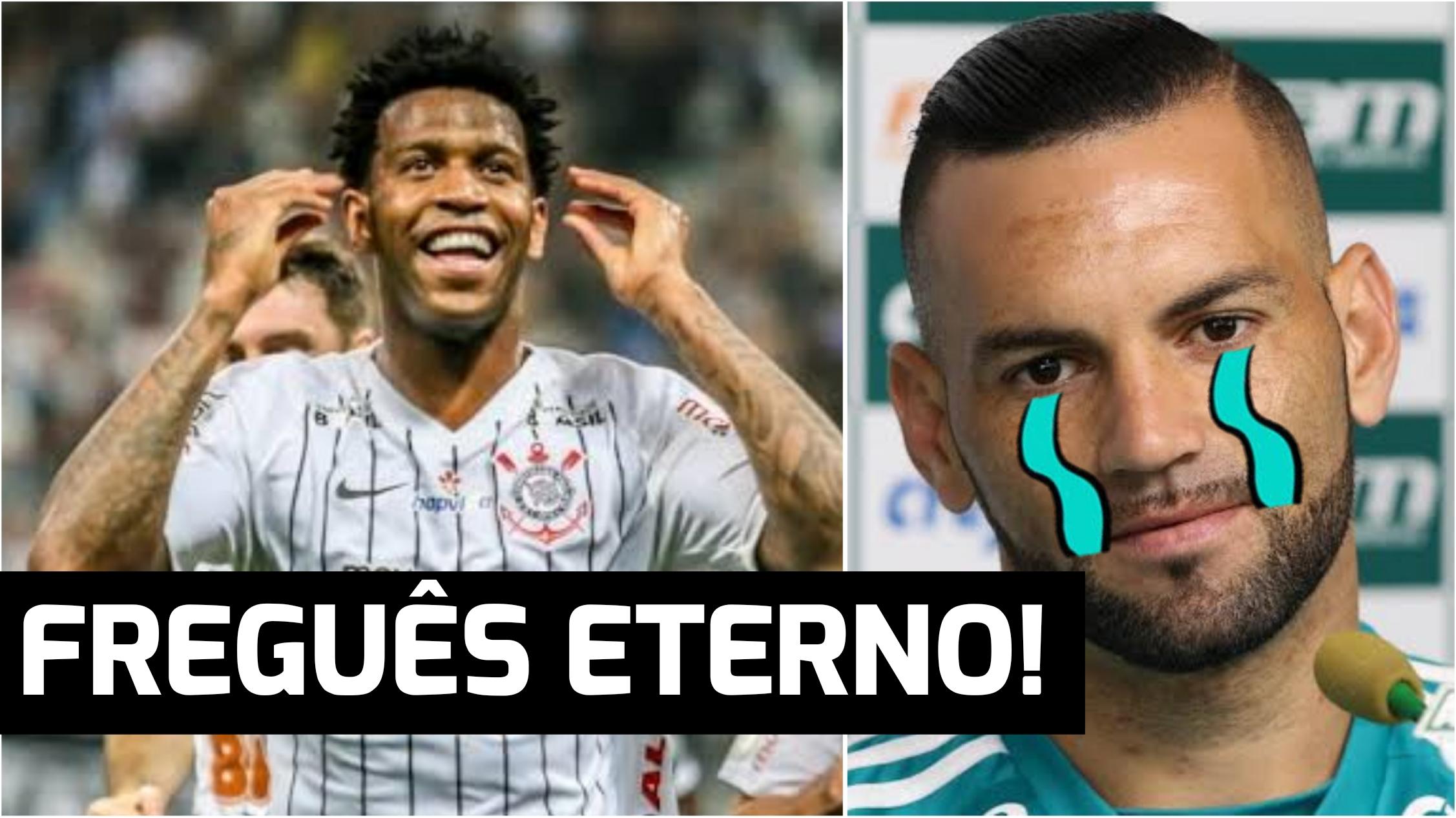 Corinthians vence Palmeiras com 'frango' de Weverton pelo Paulistão ; veja o gol