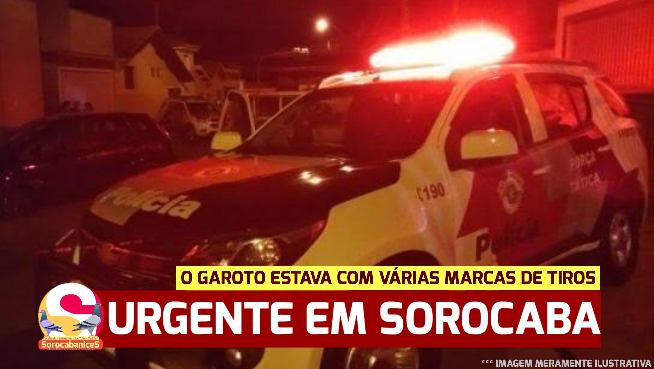 Menino de 15 anos é morto a tiros na Vila Zacarias em Sorocaba