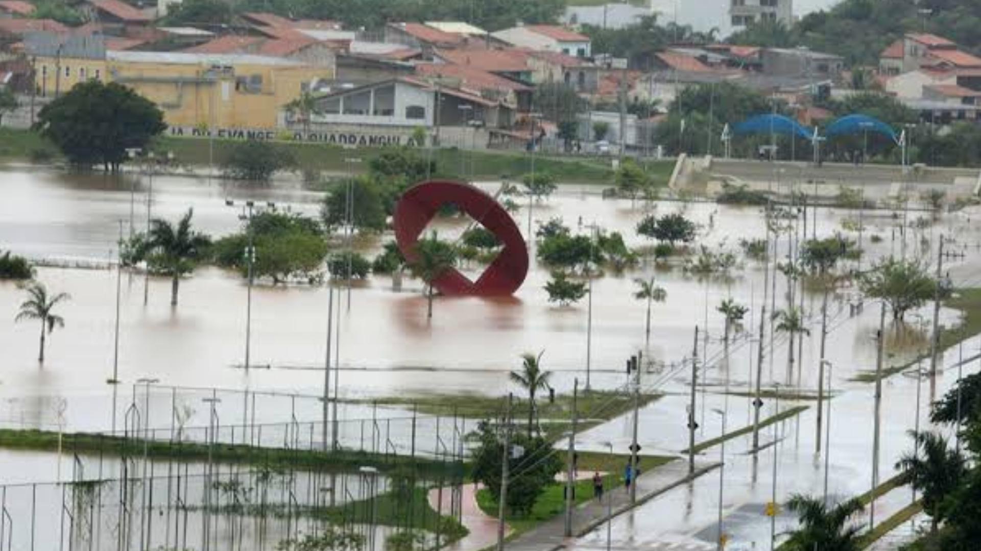 Hoje (21), pode chover em Sorocaba a mesma quantia esperada para todo mês de agosto