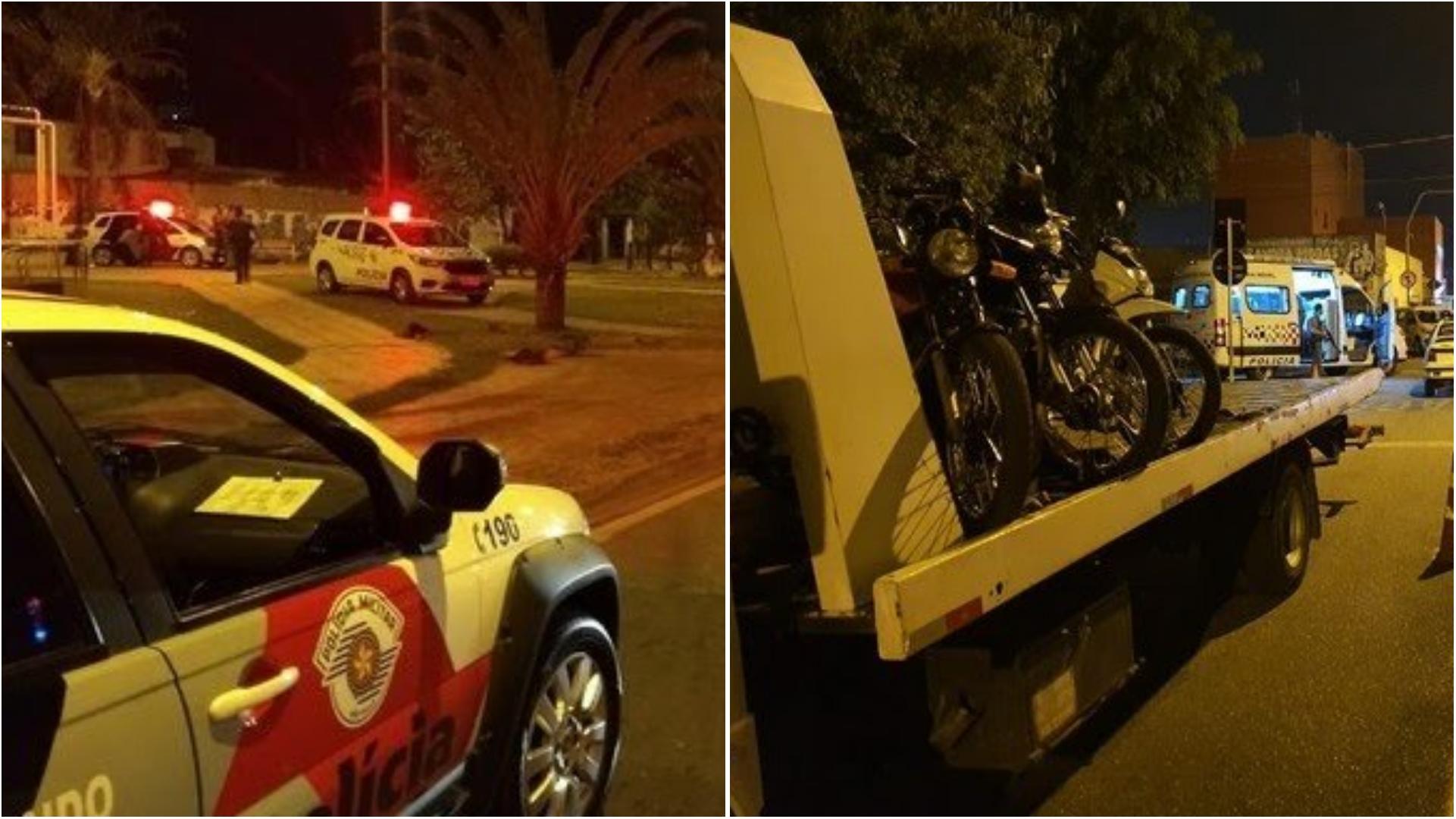 PM impede 'pancadões' em Sorocaba; 5 pessoas presas e 82 veículos removidos das ruas