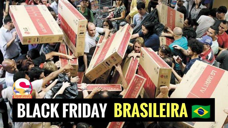 'Black Friday' brasileira começa hoje (03); é a segunda edição da Semana Brasil