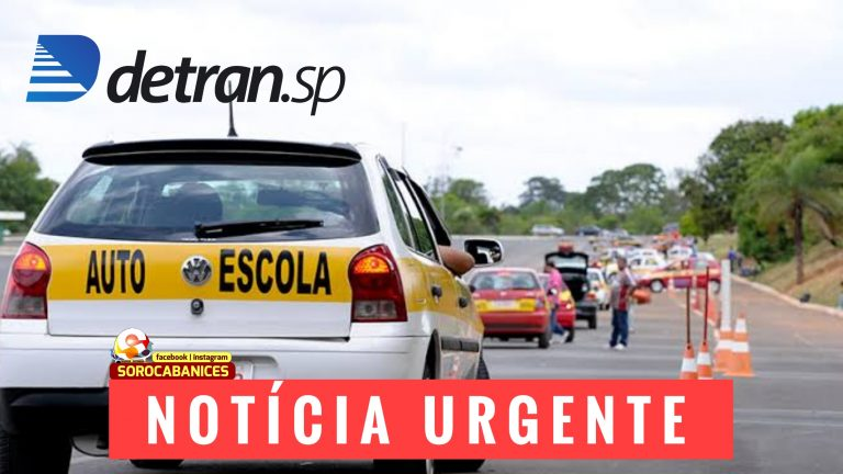Detran.SP anuncia retomada de aula presencial para formação de motoristas profissionais