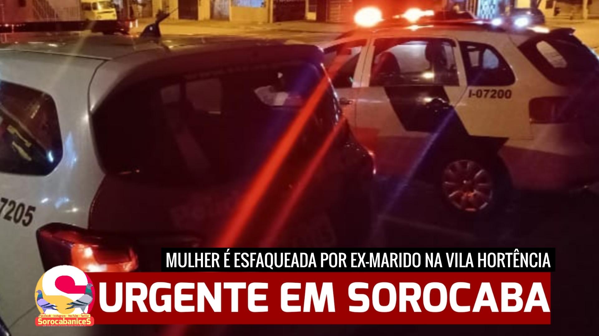 Mãe e filha são esfaqueadas por homem em Sorocaba