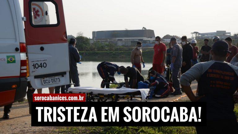 Jovem morre afogado na região do Parque das Águas em Sorocaba