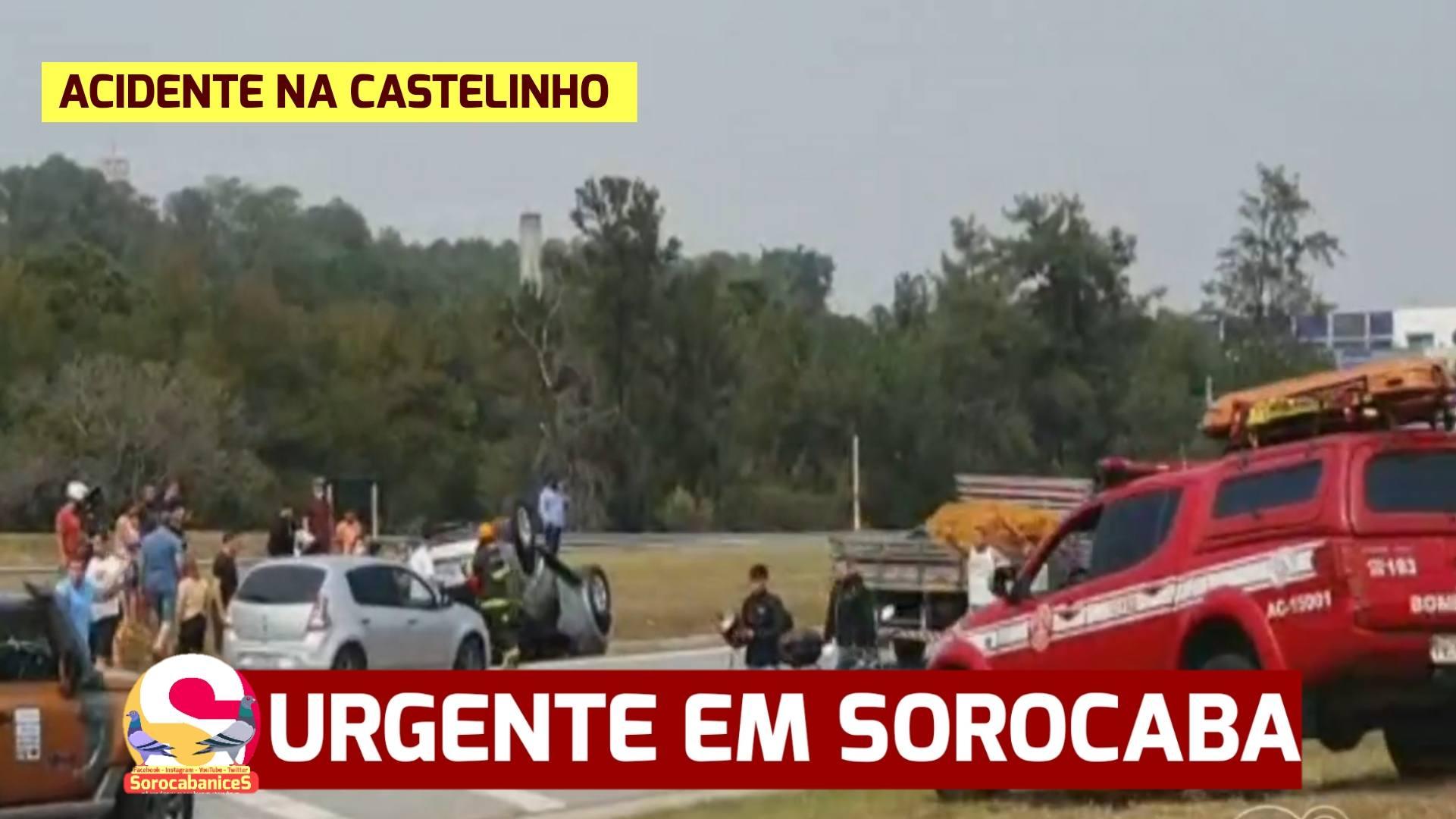 Homem morre após acidente em Sorocaba; uma mulher e 2 bebês ficaram feridos